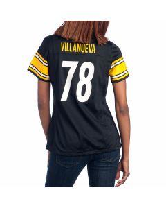 Alejandro Villanueva #78 Women's Nike Replica Home Jersey