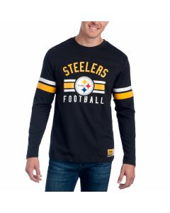 Pittsburgh Steelers Power Hit Long Sleeve T-Shirt