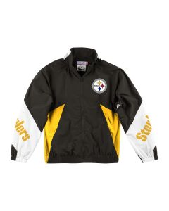 Pittsburgh Steelers Men's Midseason Windbreaker 2.0