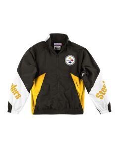 Pittsburgh Steelers Men's Midseason Windbreaker 2.0