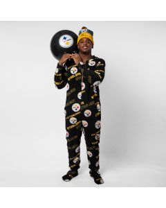 Pittsburgh Steelers Keystone Unisex Union Suit