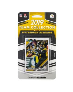 Pittsburgh Steelers 2019 Team Collection Player Cards