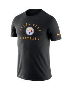 Pittsburgh Steelers Men's Nike Local Short Sleeve Tee