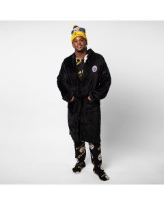 Pittsburgh Steelers Silk Touch Lounge Robe