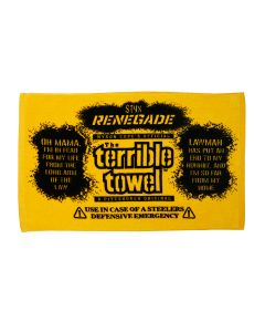 Pittsburgh Steelers Renegade Terrible Towel