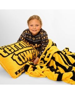 "Pittsburgh Steelers Terrible Towel 20""x26"" Pillow"