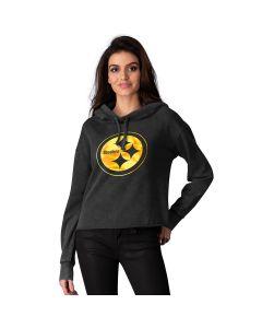 Pittsburgh Steelers Women's Touch Inspire Pullover Fleece Hoodie