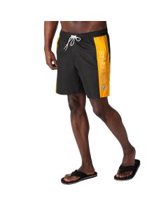 Pittsburgh Steelers Men's Endzone Volley Swim Shorts