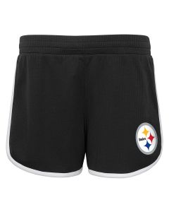 Pittsburgh Steelers Girl's Icebox Short