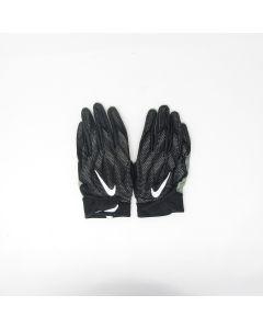 Pittsburgh Steelers 12.16.18 Game Used #71 Matt Feiler Gloves vs. Patriots