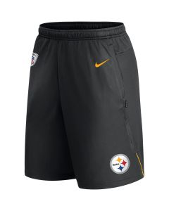 Pittsburgh Steelers Nike Dri-Fit Coach Short