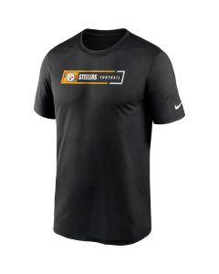 Pittsburgh Steelers Men's Nike Short Sleeve Legend Playbook FootbALL T-Shirt