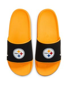 Pittsburgh Steelers Men's Nike Offcourt Slides
