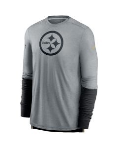 Pittsburgh Steelers Men's Nike Player Long Sleeve T-Shirt