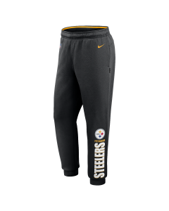 Pittsburgh Steelers Nike Lockup Therma Jogger