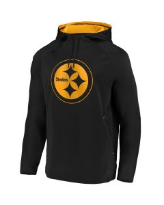 Pittsburgh Steelers Men's Color Rush Defender Pullover Hoodie