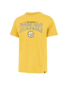 Pittsburgh Steelers '47 Full Rush Franklin Short Sleeve T-Shirt