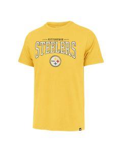 Pittsburgh Steelers '47 Full Rush Franklin Short Sleeve T-Shirt
