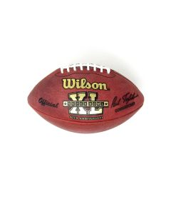 Pittsburgh Steelers Team Issued Super Bowl XL Football
