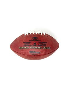 Pittsburgh Steelers Team Issued 2009 AFC Championship Game Football