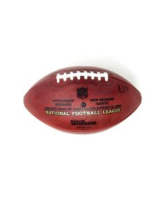 Pittsburgh Steelers Team Issued 2007 Hall of Fame Game Football