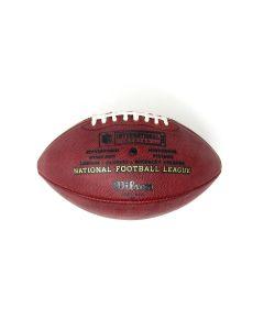 Pittsburgh Steelers Team Issued 2013 International Series Football