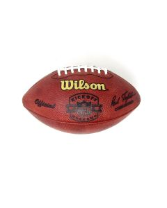 Pittsburgh Steelers Team Issued 2003 Kickoff Football