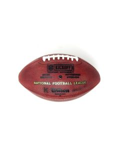 Pittsburgh Steelers Team Issued 2006 Kickoff Football