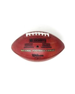 Pittsburgh Steelers Team Issued 2007 Kickoff Football