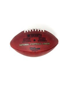 Pittsburgh Steelers Team Issued 2008 Kickoff Football