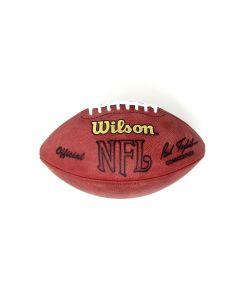 Pittsburgh Steelers Team Issued Paul Tagliabue Football