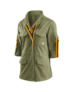 Pittsburgh Steelers Women's Utility Lightweight Jacket