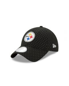 Pittsburgh Steelers New Era Women's 9TWENTY Dotted Shine Cap