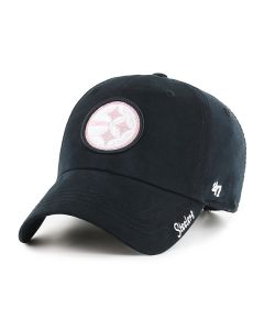 Pittsburgh Steelers '47 Women's CLEAN UP Sugar Miata Cap
