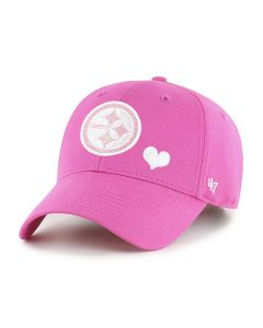 Pittsburgh Steelers '47 Girls' Sugar Sweet MVP Cap