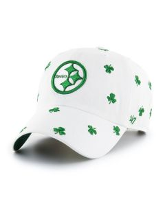 Pittsburgh Steelers '47 Women's CLEAN UP St. Patrick's Day Cap