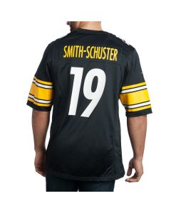 JuJu Smith-Schuster #19 Men's Nike Replica Home Jersey