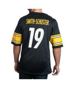 JuJu Smith-Schuster #19 Men's Nike Replica Home Jersey