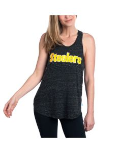 Pittsburgh Steelers Women's Touch Stadium Bleacher Tank