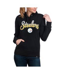 Pittsburgh Steelers '47 Women's Script Hoodie