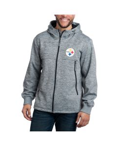 Pittsburgh Steelers GIII Expedition Mediumweight Jacket