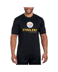 Pittsburgh Steelers Edge Rush Short Sleeve T-Shirt