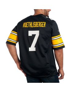 Ben Roethlisberger #7 Men's Nike Replica Throwback Jersey