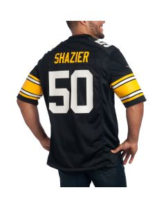 Ryan Shazier #50 Men's Nike Replica Throwback Jersey