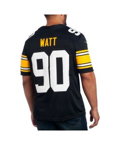 T.J. Watt #90 Men's Nike Limited Throwback Jersey