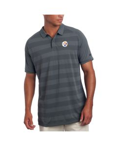 Pittsburgh Steelers Nike Golf Striped Polo