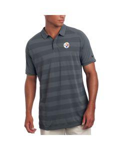 Pittsburgh Steelers Nike Golf Striped Polo