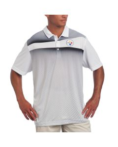 Pittsburgh Steelers Cutter and Buck Ascend Polo