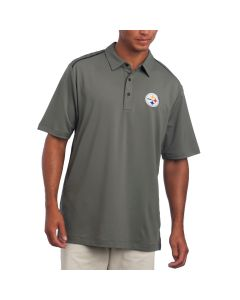 Pittsburgh Steelers Cutter and Buck Fusion Polo