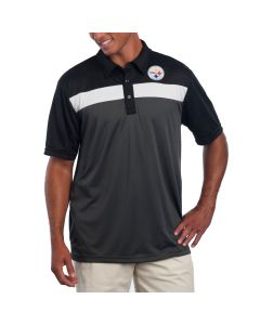 Pittsburgh Steelers Cutter & Buck Chambers Polo